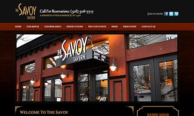 The Savoy Tavern