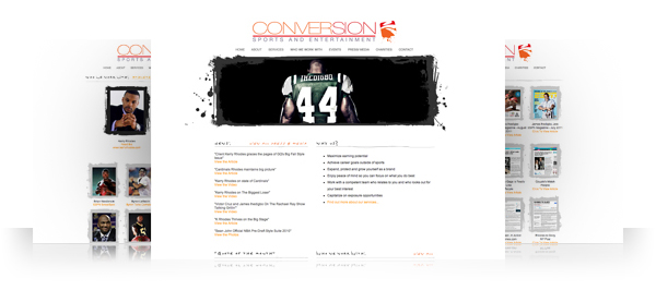 Conversion Sports and Entertainment